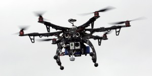 Definition et presentation d'un drone