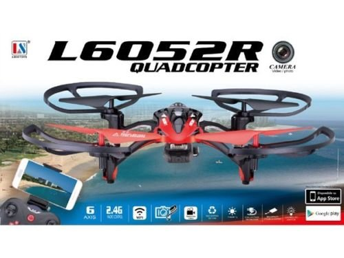 BlueBeach JJRC H18 Quadcopter 6 axes Gyro sans tête 360 éversion Mini Drone LED