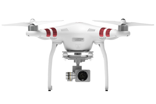 Avis et test du drone DJI Phantom 3 Standard