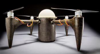 Un drone du nom de Craucus pouvant se faufiler sous l'eau !