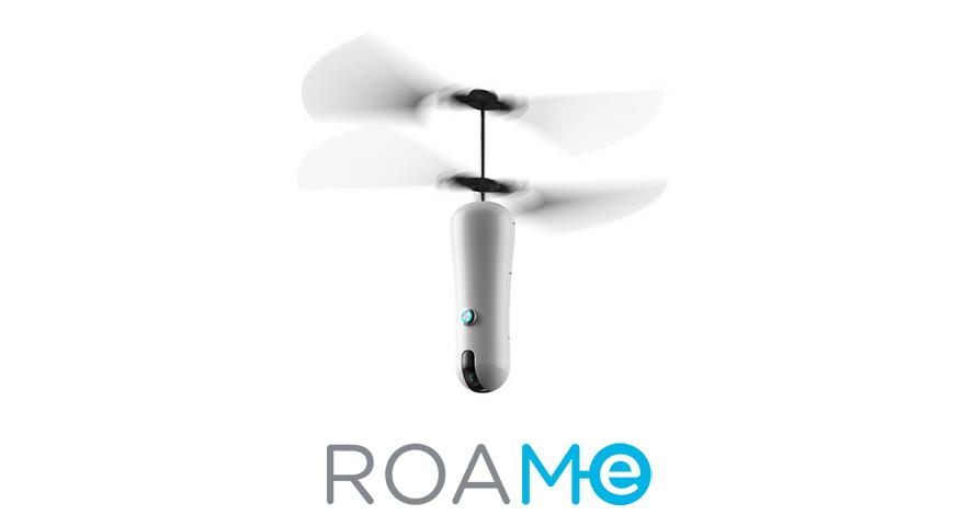 Un drone pour faire des selfies du nom de ROAM-e !