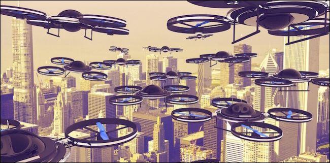Sélection des 5 meilleurs drones de l'année 2016