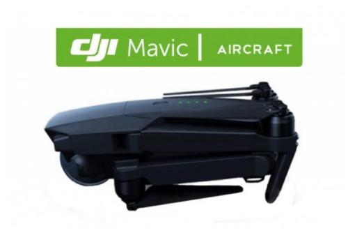 Le DJI Mavic, un drone priable