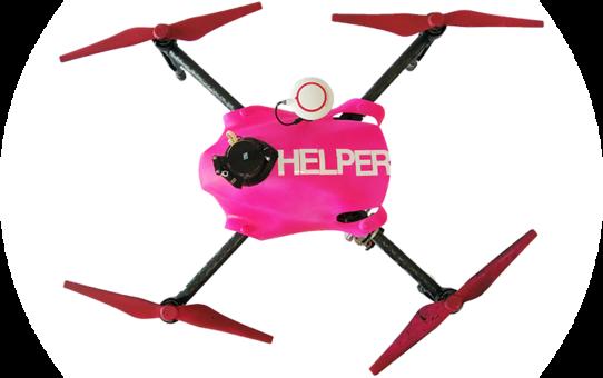 Le drone Helper remporte le concours Lépine européen 2016