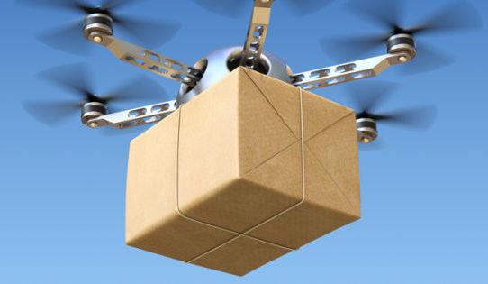 UPS a testé des livraisons de matériel médical avec des drones !