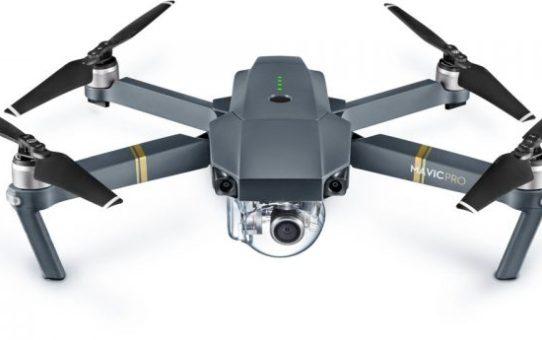 Le DJI Mavic Pro, le petit drone qui veut devenir grand !